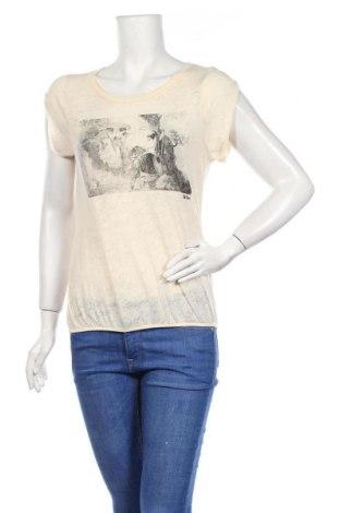 Дамска блуза Lee Cooper, Размер M, Цвят Бежов, 65% полиестер, 35% вискоза, Цена 5,25лв.