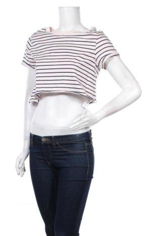 Дамска блуза Lefties, Размер M, Цвят Розов, 100% памук, Цена 7,28лв.