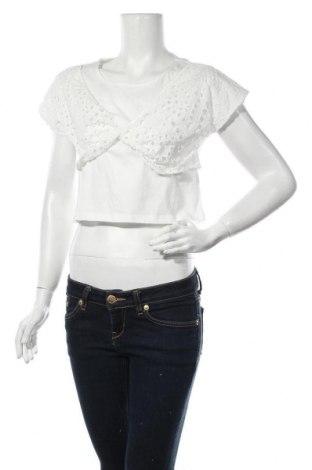 Γυναικεία μπλούζα Lost Ink, Μέγεθος M, Χρώμα Λευκό, 100% βαμβάκι, Τιμή 6,66€