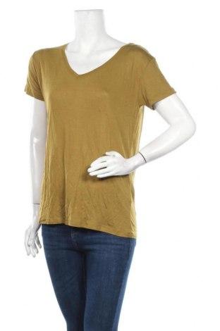 Дамска блуза MSCH, Размер S, Цвят Зелен, Вискоза, Цена 27,00лв.
