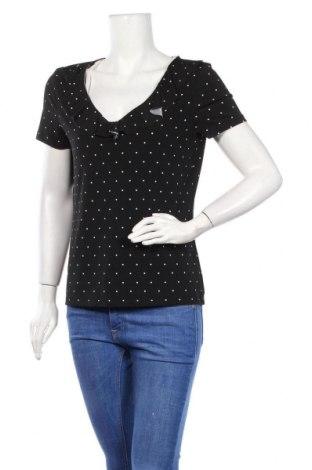 Γυναικεία μπλούζα Mohito, Μέγεθος M, Χρώμα Μαύρο, 95% πολυεστέρας, 5% ελαστάνη, Τιμή 8,83€