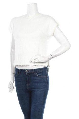 Γυναικεία μπλούζα Molly Bracken, Μέγεθος XS, Χρώμα Εκρού, Βαμβάκι, Τιμή 16,42€