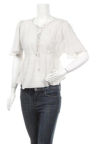 Γυναικεία μπλούζα Motivi, Μέγεθος XS, Χρώμα Λευκό, Πολυεστέρας, Τιμή 7,07€