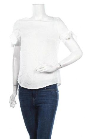 Γυναικεία μπλούζα Nife, Μέγεθος M, Χρώμα Λευκό, 98% πολυεστέρας, 2% ελαστάνη, Τιμή 16,24€