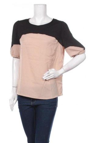 Γυναικεία μπλούζα Nife, Μέγεθος XL, Χρώμα Μαύρο, 98% πολυεστέρας, 2% ελαστάνη, Τιμή 5,20€