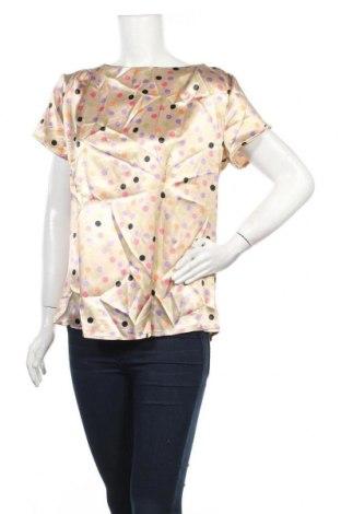Γυναικεία μπλούζα Nife, Μέγεθος XL, Χρώμα  Μπέζ, Πολυεστέρας, Τιμή 16,24€