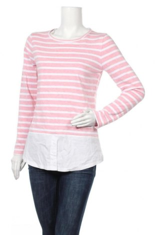 Дамска блуза Peckott, Размер S, Цвят Розов, 76% памук, 26% полиестер, Цена 9,92лв.