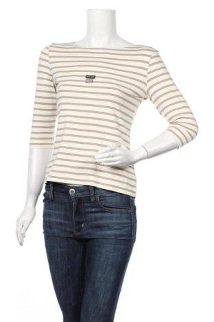 Γυναικεία μπλούζα Saint James, Μέγεθος S, Χρώμα  Μπέζ, Τιμή 18,51€