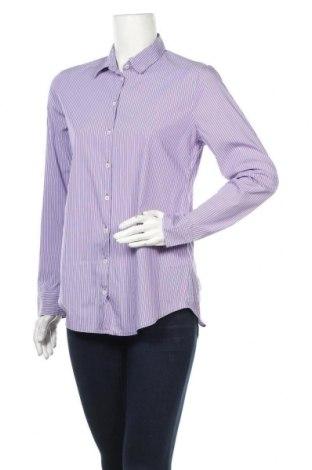 Γυναικείο πουκάμισο Van Laack, Μέγεθος M, Χρώμα Βιολετί, 75% βαμβάκι, 20% πολυαμίδη, 5% ελαστάνη, Τιμή 12,20€