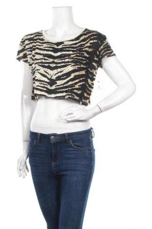 Γυναικεία μπλούζα Volcom, Μέγεθος XS, Χρώμα Πολύχρωμο, Βαμβάκι, Τιμή 24,19€
