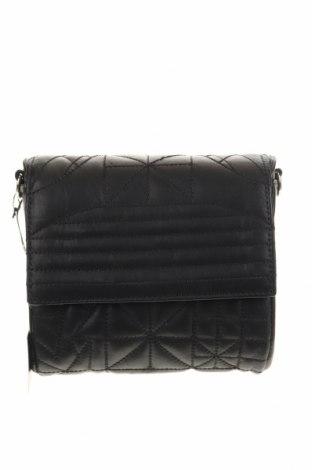 Дамска чанта Aridza Bross, Цвят Черен, Естествена кожа, Цена 57,05лв.