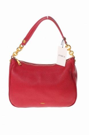 Γυναικεία τσάντα Furla, Χρώμα Κόκκινο, Γνήσιο δέρμα, Τιμή 184,00€