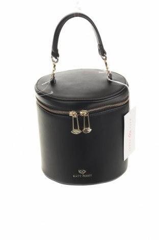 Дамска чанта Katy Perry, Цвят Черен, Еко кожа, Цена 71,82лв.