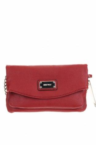 Γυναικεία τσάντα Nine West, Χρώμα Κόκκινο, Δερματίνη, Τιμή 28,66€