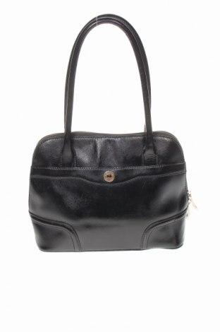 Дамска чанта Oroton, Цвят Черен, Еко кожа, Цена 56,70лв.
