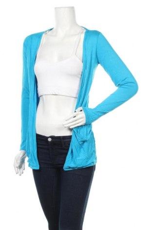 Γυναικεία ζακέτα Bebo, Μέγεθος S, Χρώμα Μπλέ, 95% βισκόζη, 5% ελαστάνη, Τιμή 5,52€