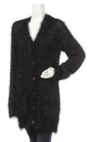 Дамска жилетка Body Flirt, Размер L, Цвят Черен, Цена 25,20лв.