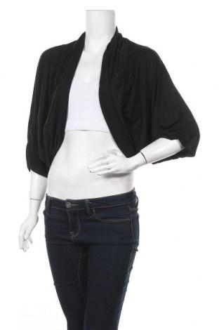 Γυναικεία ζακέτα Casa Blanca, Μέγεθος M, Χρώμα Μαύρο, Τιμή 4,09€
