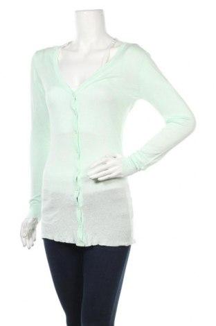 Γυναικεία ζακέτα Jacqueline De Yong, Μέγεθος M, Χρώμα Πράσινο, Βισκόζη, Τιμή 4,72€