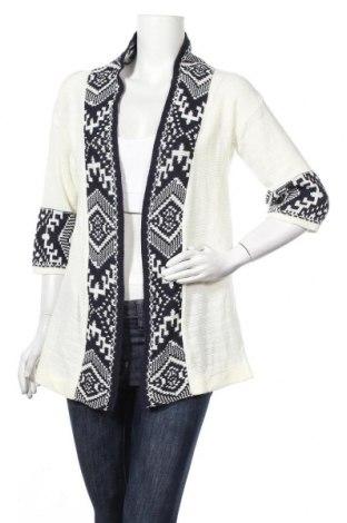Γυναικεία ζακέτα Janina, Μέγεθος S, Χρώμα Λευκό, Πολυακρυλικό, Τιμή 14,91€