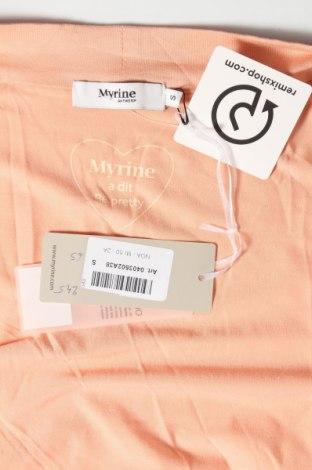 Γυναικεία ζακέτα Myrine, Μέγεθος S, Χρώμα Πορτοκαλί, Τιμή 6,96€