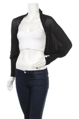 Дамска жилетка Nuna Lie, Размер XS, Цвят Черен, Цена 5,95лв.