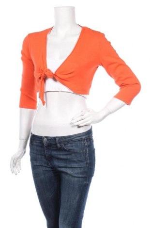 Γυναικεία ζακέτα S.Oliver, Μέγεθος M, Χρώμα Πορτοκαλί, Τιμή 4,48€