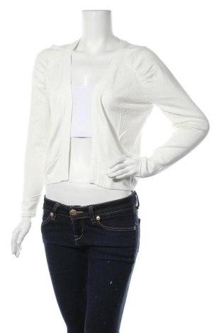 Γυναικεία ζακέτα Vila, Μέγεθος M, Χρώμα Λευκό, 80% βισκόζη, 20% πολυαμίδη, Τιμή 5,81€