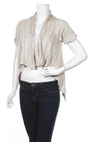 Дамска жилетка Zara, Размер M, Цвят Сив, Цена 8,14лв.