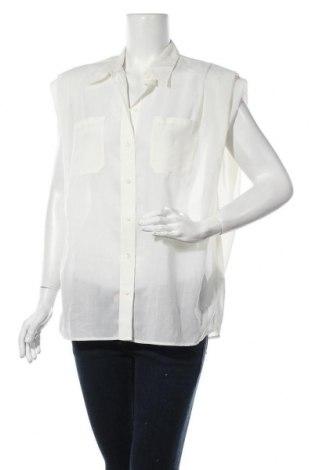 Γυναικείο πουκάμισο 3.1 Phillip Lim, Μέγεθος M, Χρώμα Εκρού, 63% πολυεστέρας, 37% μαλλί, Τιμή 115,10€