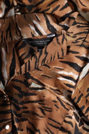 Дамска риза Dorothy Perkins, Размер XS, Цвят Многоцветен, Полиестер, Цена 26,40лв.