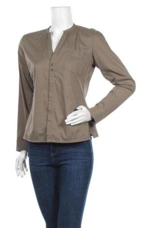 Дамска риза G-Star Raw, Размер M, Цвят Зелен, 68% памук, 29% полиамид, 3% еластан, Цена 11,81лв.