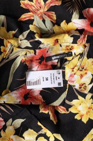Дамска риза Gina Tricot, Размер M, Цвят Многоцветен, Вискоза, Цена 25,30лв.