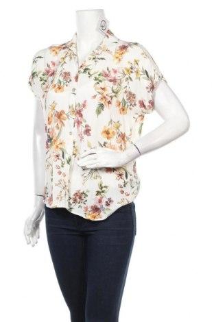 Дамска риза LC Waikiki, Размер M, Цвят Многоцветен, Вискоза, Цена 31,20лв.
