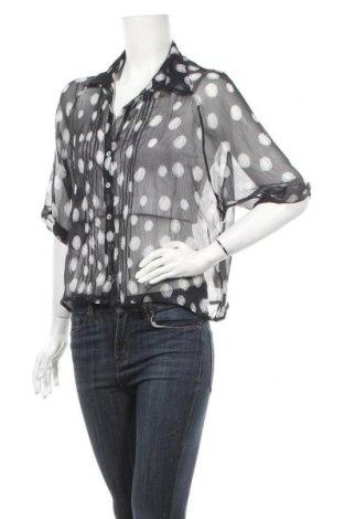 Дамска риза La Fee Maraboutee, Размер S, Цвят Син, Полиестер, Цена 16,35лв.