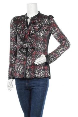 Дамска риза La Mode Est A Vous, Размер M, Цвят Многоцветен, Полиестер, вискоза, еко кожа, Цена 39,00лв.