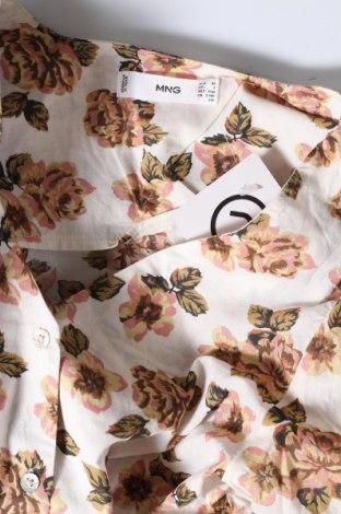 Дамска риза Mango, Размер XS, Цвят Многоцветен, Памук, Цена 19,80лв.