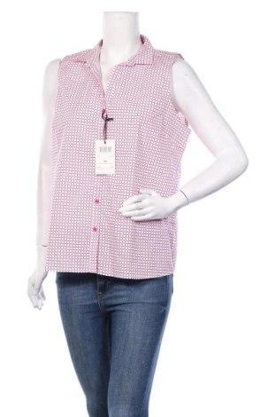 Дамска риза Mexx, Размер XXL, Цвят Розов, Памук, Цена 35,40лв.
