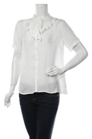 Дамска риза Mint & Berry, Размер L, Цвят Бял, Полиестер, Цена 37,17лв.