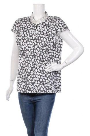 Дамска риза Nitya, Размер L, Цвят Бял, 97% памук, 3% еластан, Цена 38,35лв.