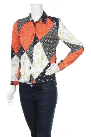 Дамска риза Summer Love, Размер S, Цвят Многоцветен, Полиестер, Цена 12,88лв.