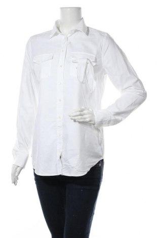 Γυναικείο πουκάμισο Van Laack, Μέγεθος S, Χρώμα Λευκό, 96% βαμβάκι, 4% ελαστάνη, Τιμή 24,54€