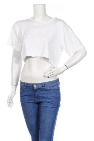 Дамска тениска Alexander Wang For H&M, Размер M, Цвят Бял, 100% полиамид, Цена 21,00лв.