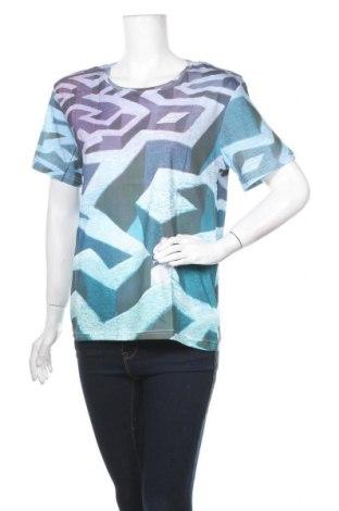Дамска тениска Eleven Paris, Размер L, Цвят Многоцветен, Памук, Цена 24,15лв.