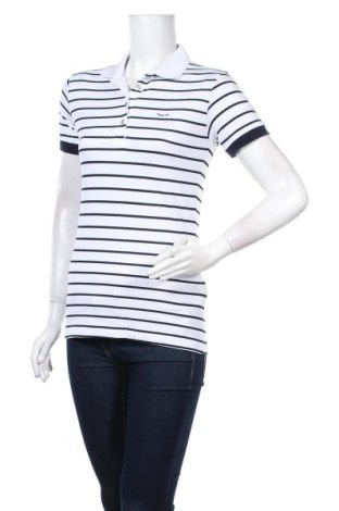 Дамска тениска Giorgio Di Mare, Размер S, Цвят Бял, 92% памук, 8% еластан, Цена 79,00лв.