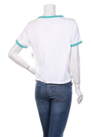 Дамска тениска Juicy Couture, Размер L, Цвят Бял, 60% памук, 40% полиестер, Цена 34,80лв.