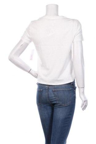 Дамска тениска Juicy Couture, Размер M, Цвят Бял, 100% памук, Цена 37,12лв.