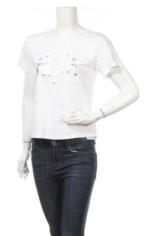 Γυναικείο t-shirt Juicy Couture, Μέγεθος S, Χρώμα Λευκό, 60% βαμβάκι, 40% πολυεστέρας, Τιμή 10,18€