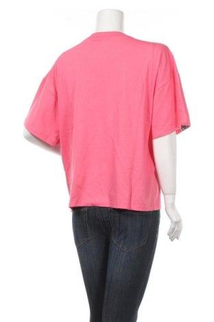 Дамска тениска Juicy Couture, Размер XL, Цвят Розов, 60% памук, 40% полиестер, Цена 21,12лв.