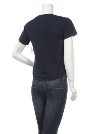 Дамска тениска Juicy Couture, Размер S, Цвят Син, 60% памук, 40% полиестер, Цена 21,70лв.